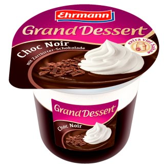 Ehrmann Grand Dessert Choc Noir 190g