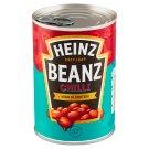 Heinz Pečené fazole v pálivé rajčatové omáčce s chilli 390g