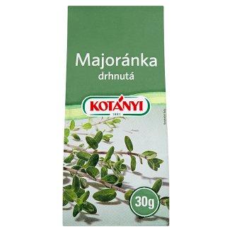 Kotányi Majoránka drhnutá 30g