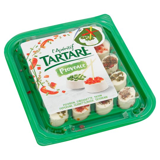 Tartare Appetizers Provencal Herbs Soft Cheese 100g