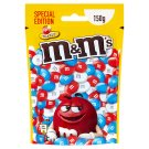 M&M's Dragees Filled with Roasted Peanuts in Milk Chocolate and Icing Sugar 150g
