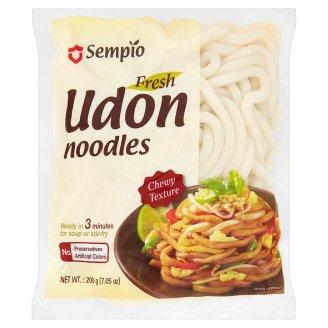 Sempio Nudle Udon nesušené vaječné těstoviny 200g