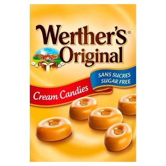 Storck Werther's Original Cream Caramels Candies 42g