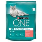 Purina ONE Adult Rich in Salmon and Whole Grain Cereals 800g