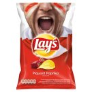 Lay's Fried Potato Chips Flavored with Spicy Peppers 77g