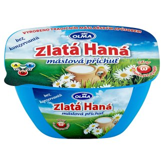 Olma Zlatá Haná Vegetable Fat Spreadable Butter-Flavor 300g