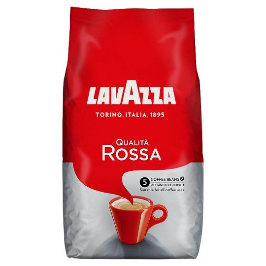 Lavazza Qualità Rossa pražená zrnková káva 1000g