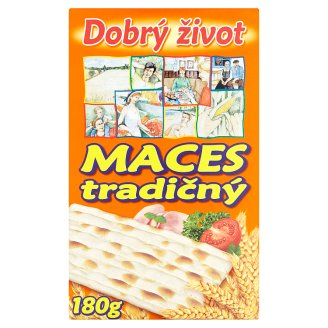 Dobrý Život Maces Traditional 180g