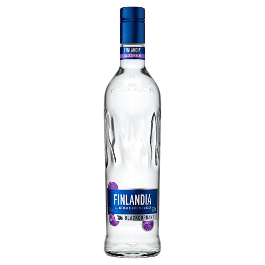 Finlandia Blackcurrant 0,7l