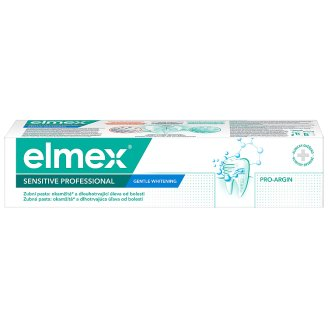 elmex Sensitive Professional Gentle Whitening zubní pasta 75ml