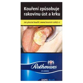 Rothmans Demi Blue cigarety s filtrem 20 ks