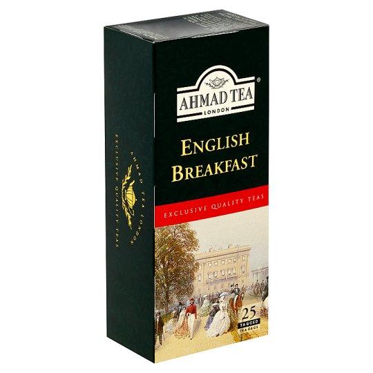 Ahmad Tea English Breakfast Black Tea 25 x 2g