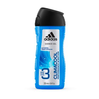 Adidas Climacool sprchový gel 3 v 1 250ml