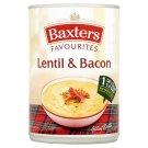 Baxters Lentil & Bacon Soup 400g