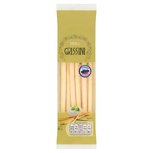 Tesco Grissini 80g