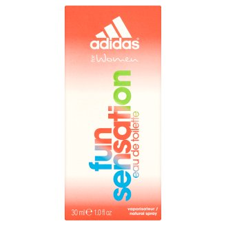 Adidas for Women Fun Sensation toaletní voda 30ml