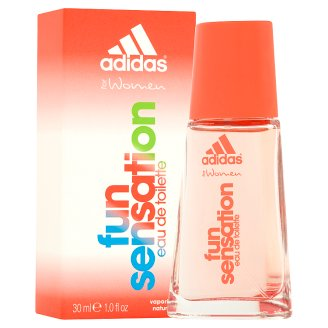 image 2 of Adidas for Women Fun Sensation Toilet Water 30ml