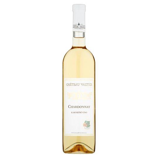 Château Valtice Chardonnay kabinetní víno s přívlastkem polosuché 0,75l