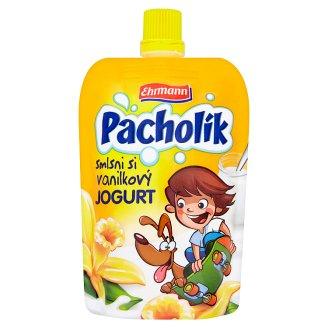 Ehrmann Pacholík Vanilla Yogurt 90g
