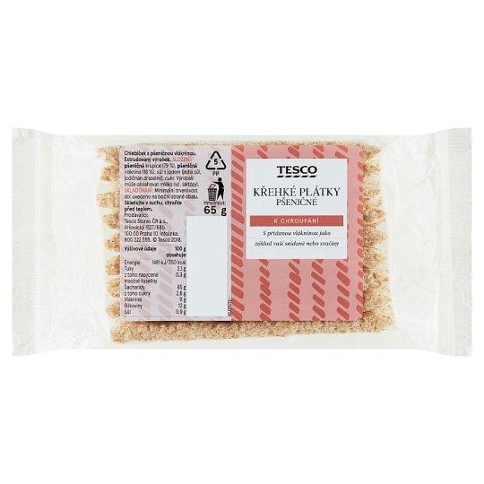 Tesco Fragile Wheat Slices 65g