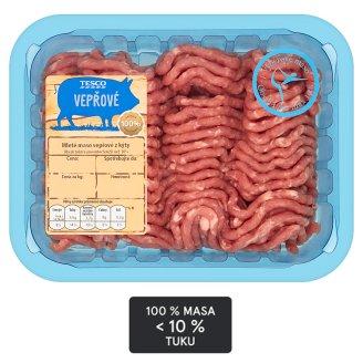 Tesco Mleté maso vepřové z kýty 0,500kg