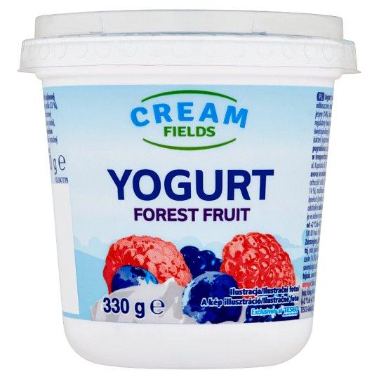 Cream Fields Yogurt Forest Fruit 330g