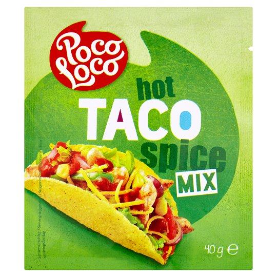 Poco Loco Taco-Mix Seasoning 40g