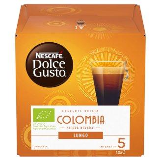 NESCAFÉ® Dolce Gusto® Colombia Sierra Nevada Lungo - kapslová káva - 12 kapslí v balení