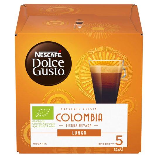 NESCAFÉ® Dolce Gusto® Colombia Sierra Nevada Lungo - kapslová káva - 12  kapslí v balení 92c89dd01b