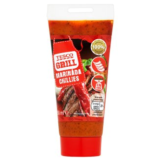 Tesco Grill Marinade Chillies 150ml