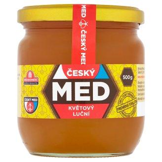 Medokomerc Český med květový luční 500g