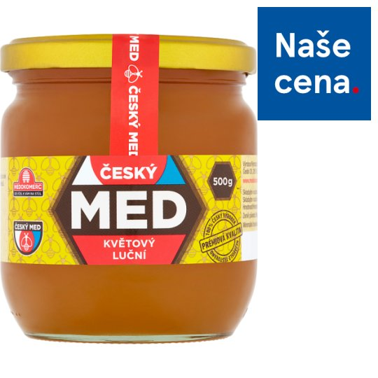 Medokomerc Czech Flower Meadow Honey 500g