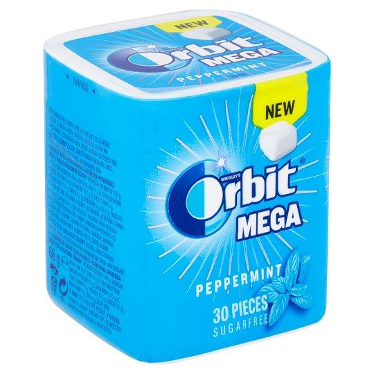 Wrigley's Orbit Mega Peppermint 30 ks 66g
