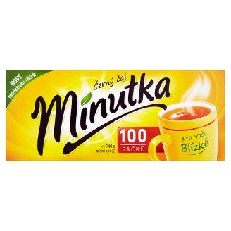 Minutka Black Tea in Bags 100 x 1.4g
