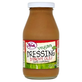 Spak Vegan dressing dýňový olej 200ml