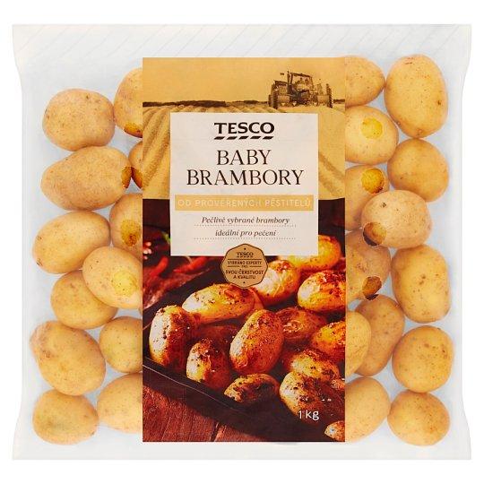 Tesco Musica Baby brambory 1kg