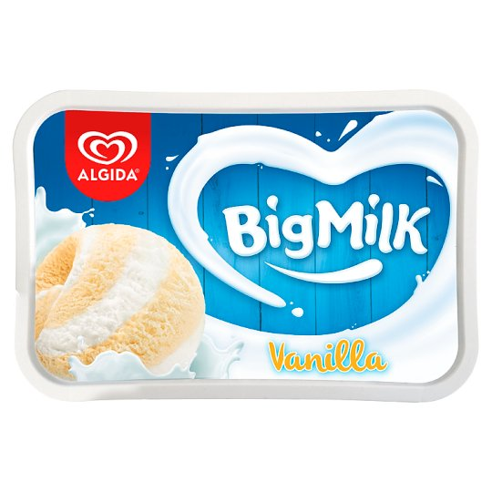 Big Milk Vanilka zmrzlina 1l