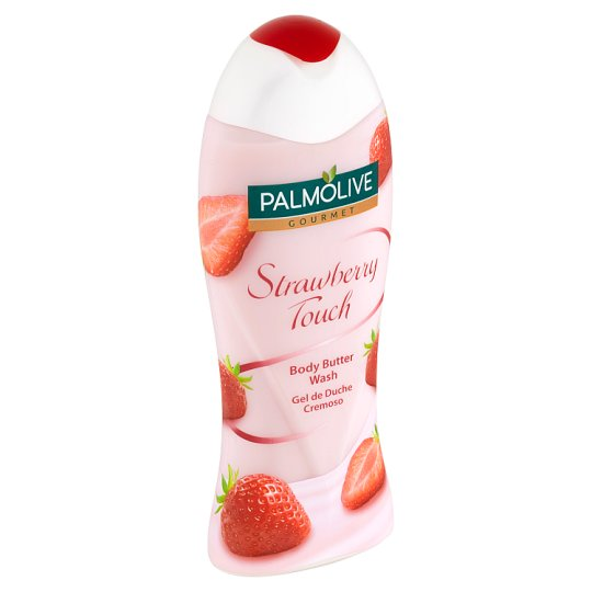 Palmolive Gourmet Strawberry Touch krémový sprchový gel 500ml
