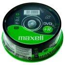 Maxell DVD + R disky 25 kusů