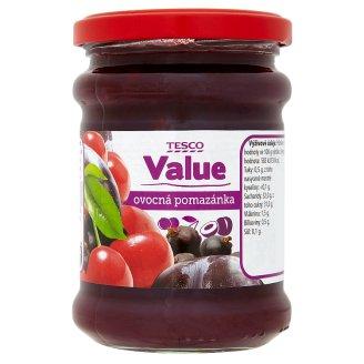 Tesco Value Fruit Spread 270g