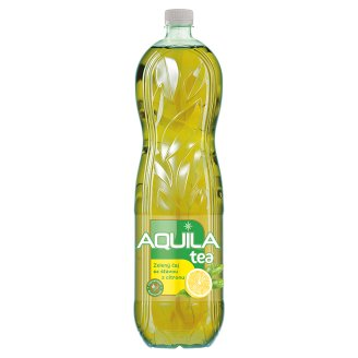 Aquila Tea Green Tea with Lemon Juice 1.5L