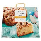 Tesco Colomba Cake Filled with Soft Candied Orange Peels for a Deep Flavour 750g