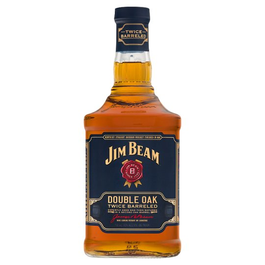 Jim Beam Double Oak 43% 700ml