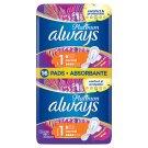 Always Platinum Normal (Velikost1) Hygienické Vložky SKřidélky 16Ks