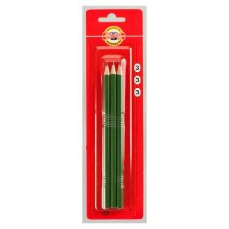 KOH-I-NOOR Set of Graphite Pencils Hardness 3 3 pcs