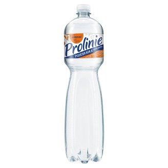 Poděbradka ProLinie Jemně perlivá pomeranč 1,5l