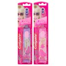 Colgate Barbie Children's Battery Toothbrush