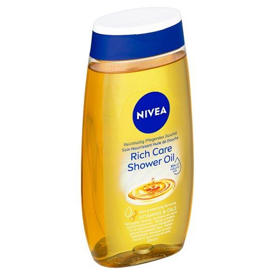 Nivea Natural Caring Shower Oil 200ml