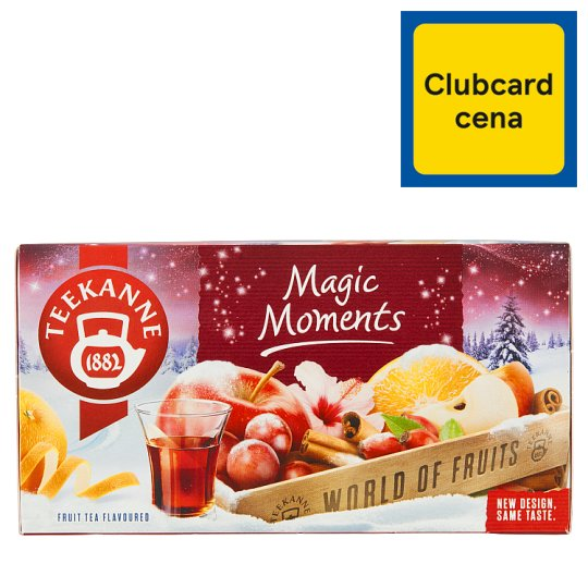 TEEKANNE Magic Moments, World of Fruits, 20 sáčků, 50g