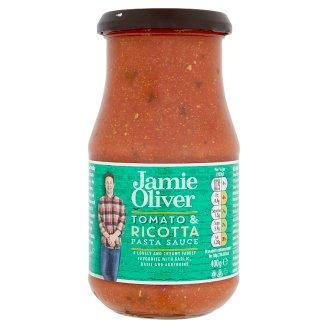 Jamie Oliver Omáčka na těstoviny rajčata, riccota a bazalka 400g